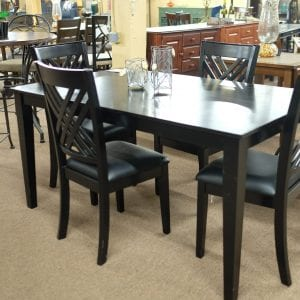 Stantard Brooklyn Dinette dining room set Pittsburgh Furniture