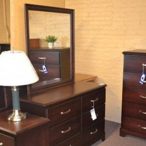 Carolina Signature Bedroom Set Pittsburgh Furniture Outlet furniture for sale