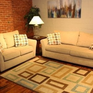 Daze Dune love seat and sofa set Pittsburgh Furniture Outlet furniture for sale
