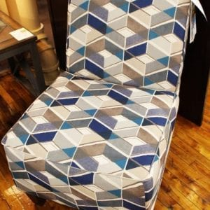 Spectrum Cosmic armless chair Pittsburgh Furniture