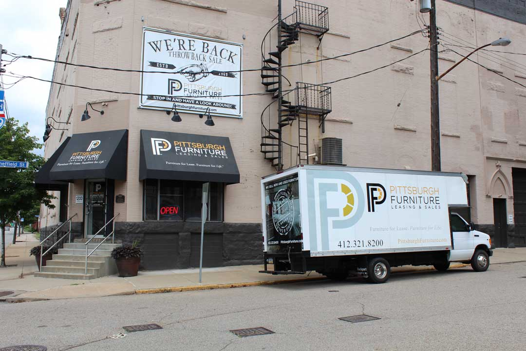 Pittsburgh Furniture Outlet Store Front