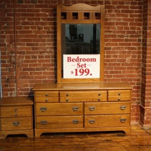 Creekside Student Bedroom Set Special Pittsburgh Furniture Outlet