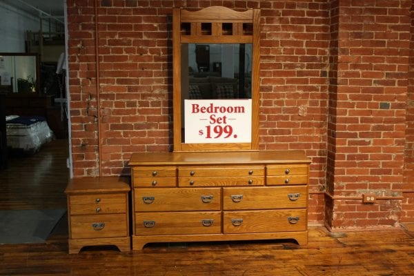 Creekside Student Bedroom Set Special Pittsburgh Furniture Outlet