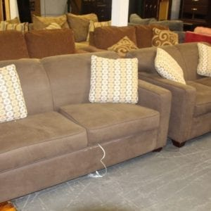 Pittsburgh Furniture Outlet Furniture Sales Halo Mola Sofa Bed & Loveseat