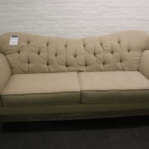Pittsburgh Furniture Outlet Furniture Sales Ivory Tufted Sofa