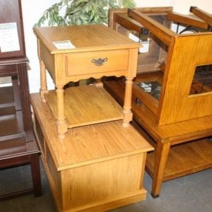 Pittsburgh Furniture Outlet Furniture Sales Oak Coffee & End Table