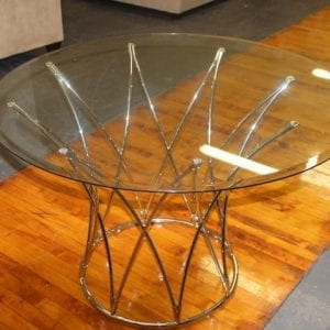 Pittsburgh Furniture Outlet Furniture Sales Round Glass Dining Table