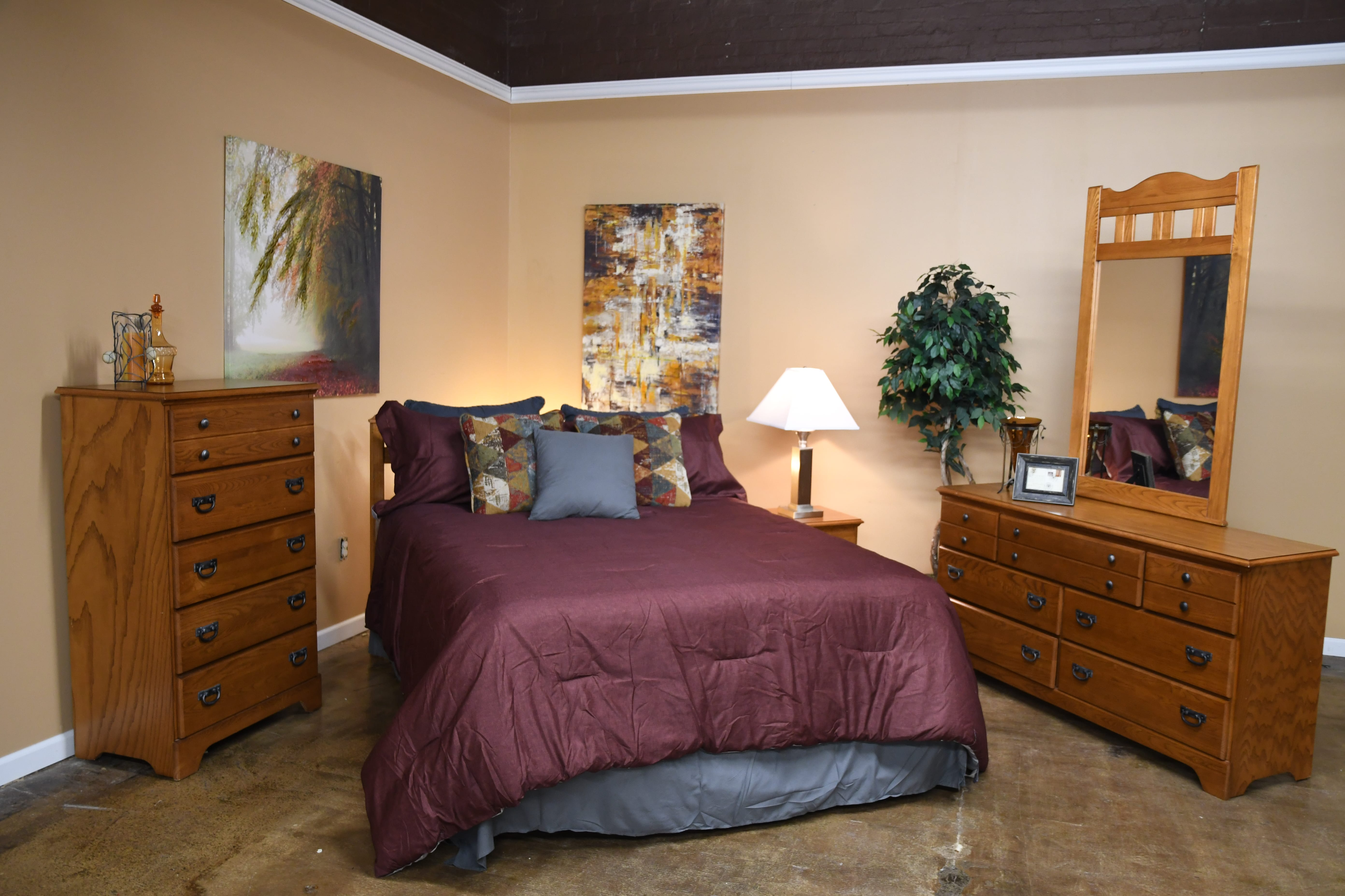 Creekside 3800 Collection Bedroom Set