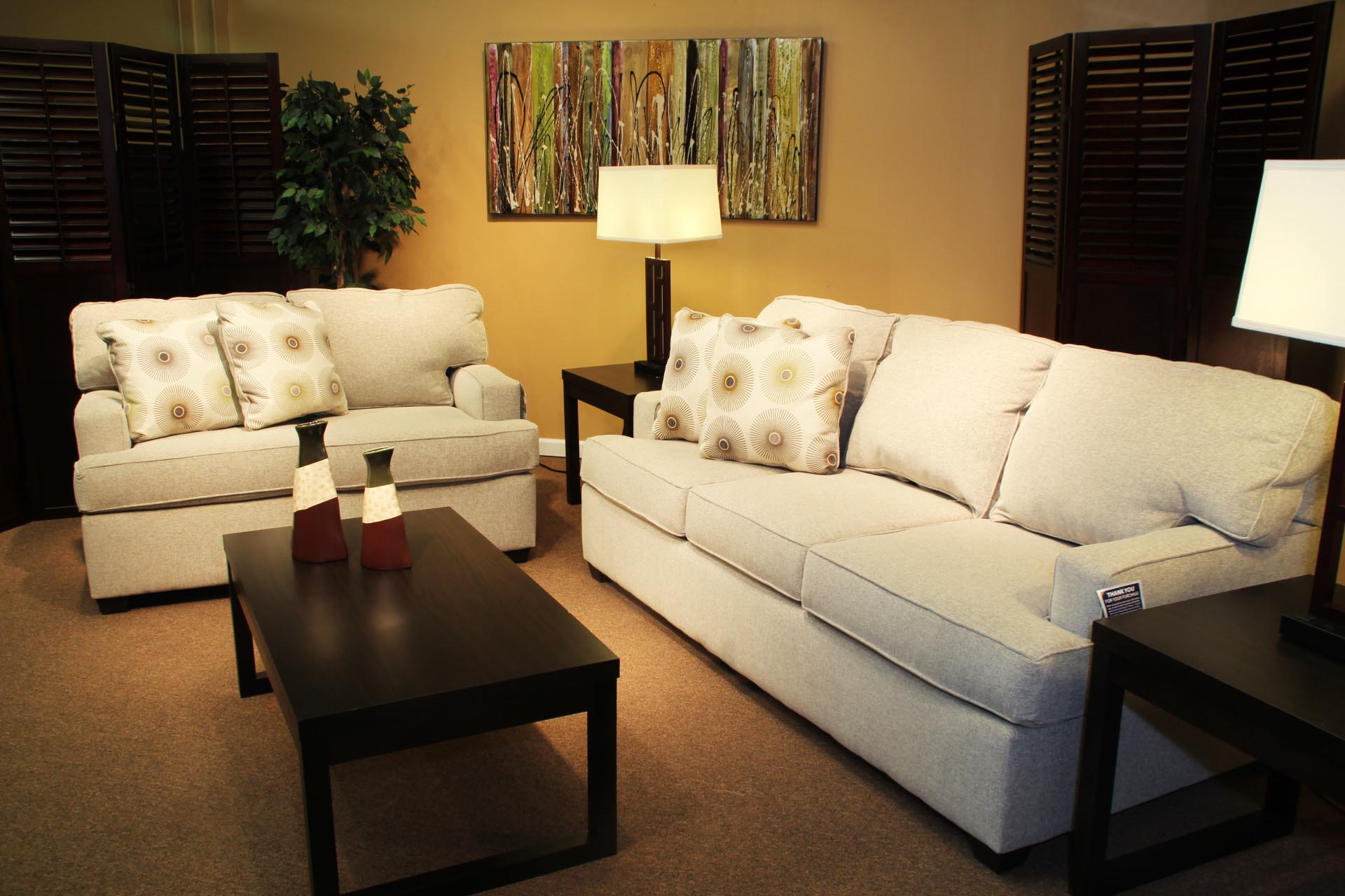 Gorman Birch Sofa And Loveseat Pittsburgh Furniture Outlet