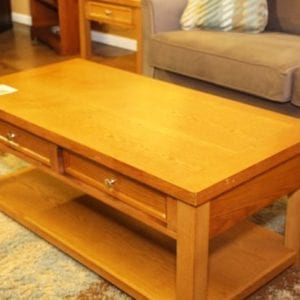 Jofran oak Coffee Ends Pittsburgh Furniture