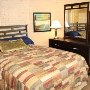 Pittsburgh Furniture bedroom set example