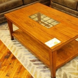 Steve Silver 3000 Oak Coffee table Pittsburgh Furniture