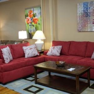 Will Blaze sofa and love seat Pittsburgh Furniture